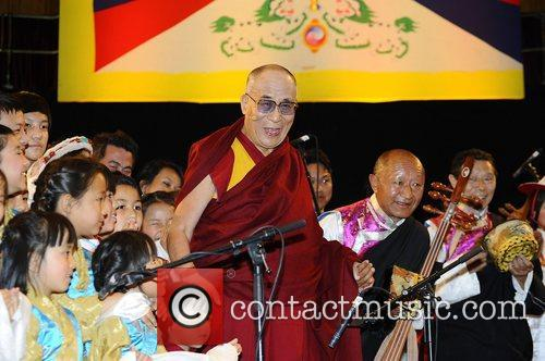 Dalai Lama and Royal Albert Hall 6