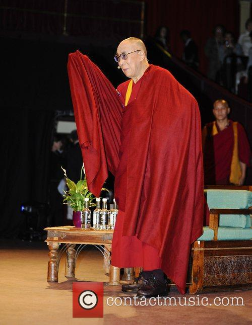 Dalai Lama and Royal Albert Hall 9