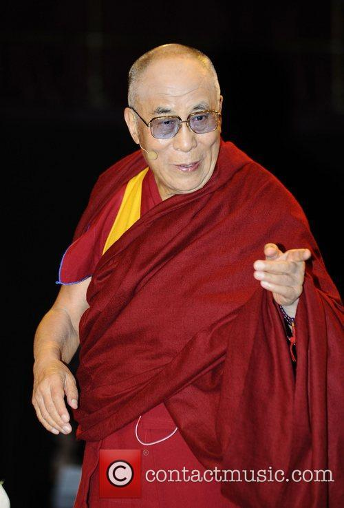 Dalai Lama and Royal Albert Hall 11