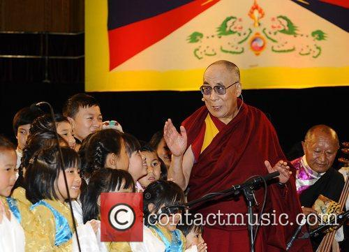Dalai Lama and Royal Albert Hall 13