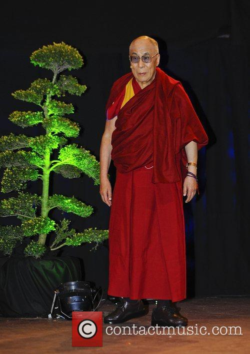 Dalai Lama and Royal Albert Hall 14