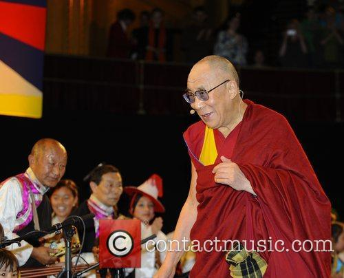 Dalai Lama and Royal Albert Hall 15