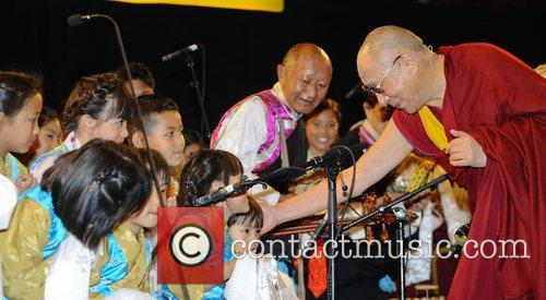 Dalai Lama and Royal Albert Hall 17