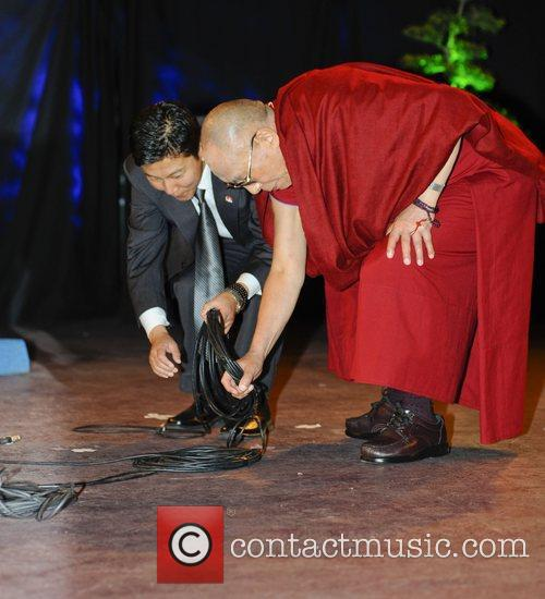 Dalai Lama and Royal Albert Hall 21