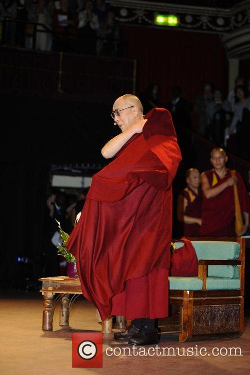 Dalai Lama and Royal Albert Hall 24
