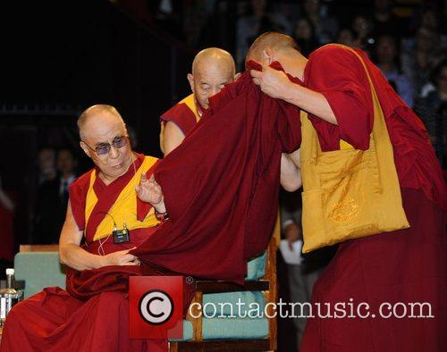 Dalai Lama and Royal Albert Hall 25