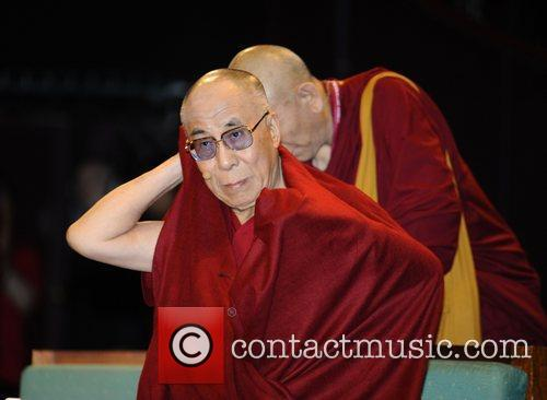 Dalai Lama and Royal Albert Hall 26