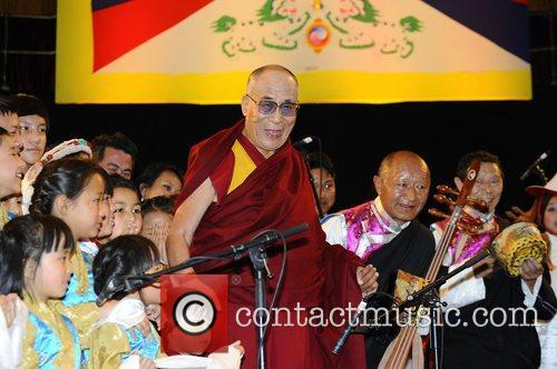 Dalai Lama and Royal Albert Hall 29