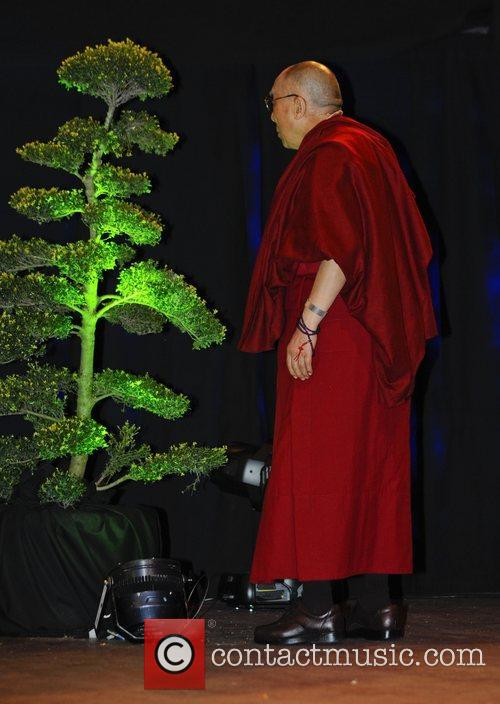 Dalai Lama and Royal Albert Hall 30