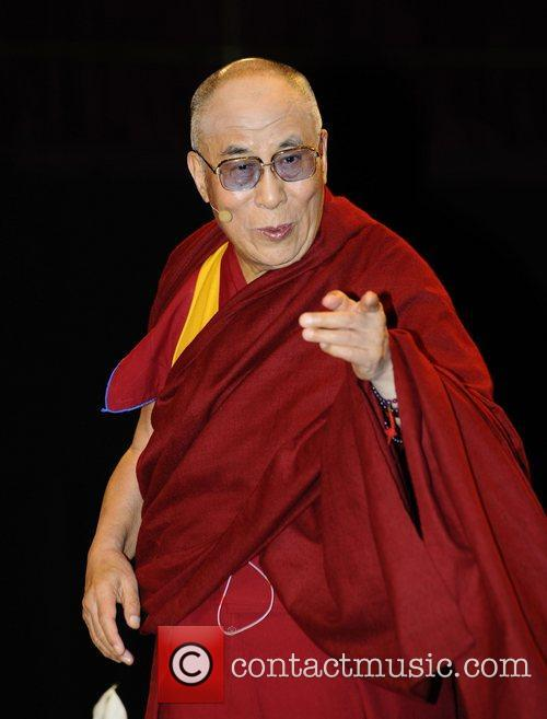 The Dalai Lama, Royal Albert Hall, London