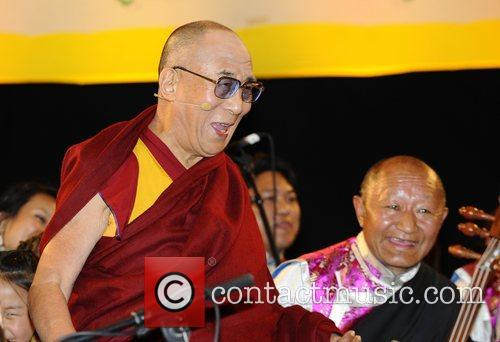 Dalai Lama and Royal Albert Hall 33