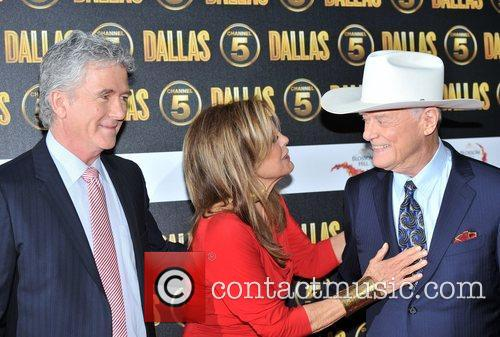 Larry Hagman, Patrick Duffy and Old Billingsgate 3
