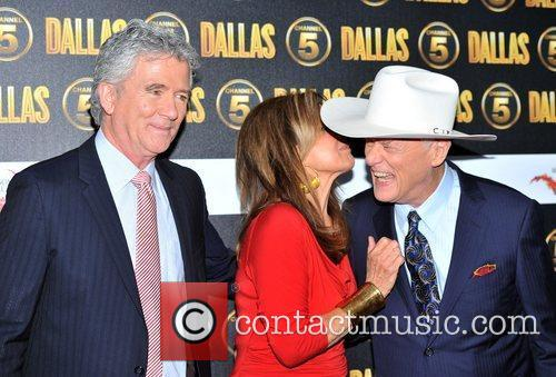 Larry Hagman, Patrick Duffy and Old Billingsgate 4