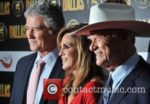 Larry Hagman, Patrick Duffy and Old Billingsgate 5
