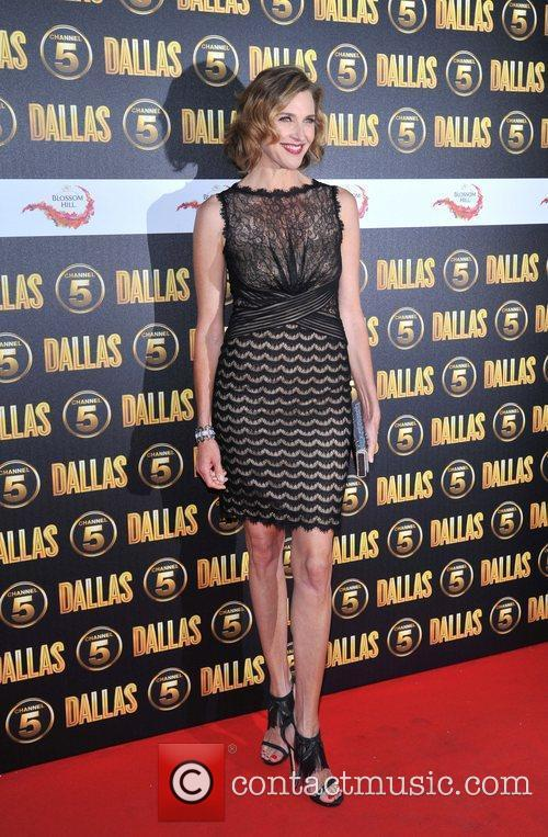 brenda strong dallas launch party held at 5896913