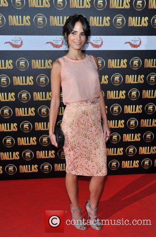 jordana brewster dallas launch party held at 5896905