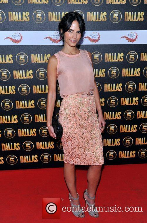 jordana brewster dallas launch party held at 5896907