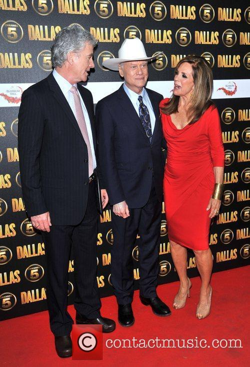 Larry Hagman, Patrick Duffy and Old Billingsgate 6
