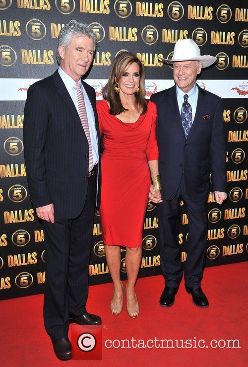 Larry Hagman, Patrick Duffy and Old Billingsgate 7