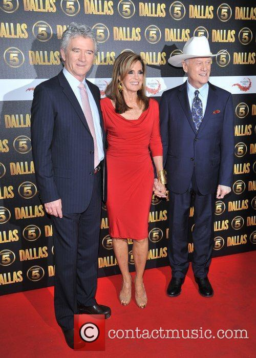 Larry Hagman, Patrick Duffy and Old Billingsgate 8