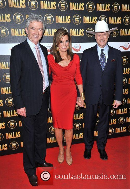 Larry Hagman, Patrick Duffy and Old Billingsgate 9
