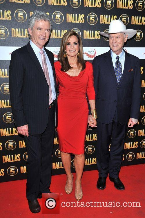 Larry Hagman, Patrick Duffy and Old Billingsgate 10