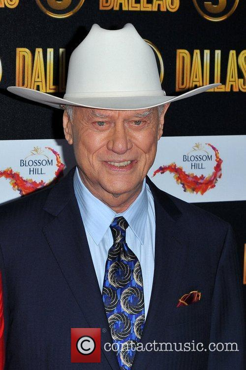 Larry Hagman, Old Billingsgate