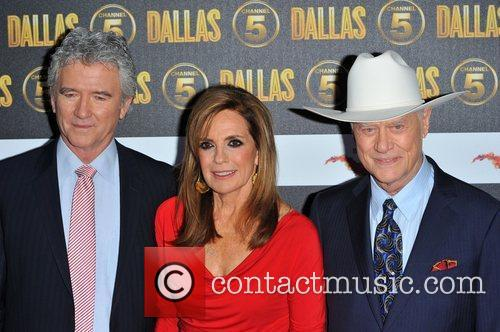 Patrick Duffy and Larry Hagman 1