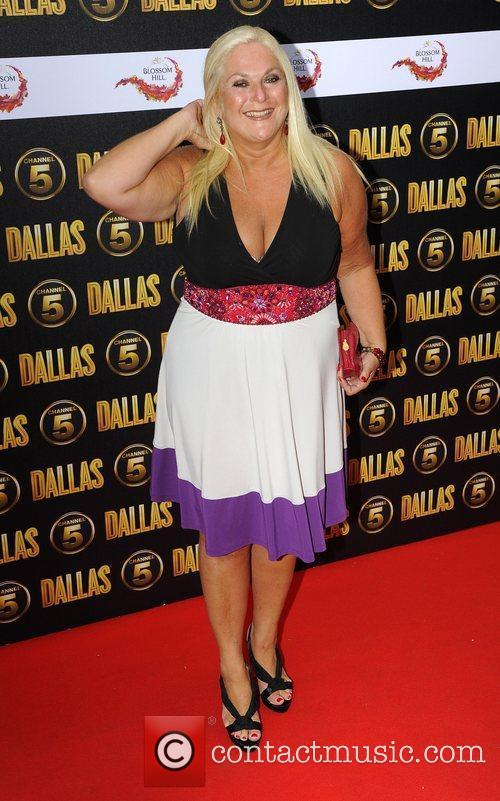 Vanessa Feltz and Old Billingsgate 7