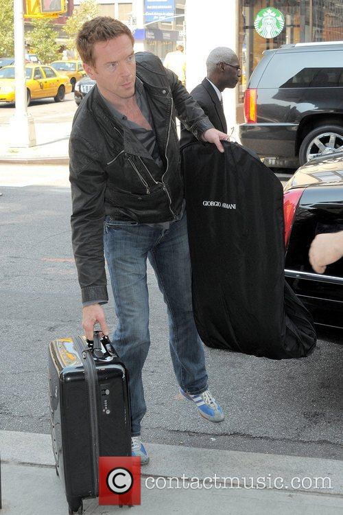 damian lewis british actor arrives at his 5906816