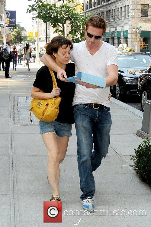 helen mccrory and damian lewis british actor 5906819