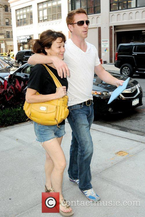 Helen Mccrory, Damian Lewis and Manhattan Hotel 8