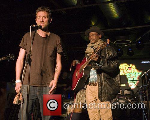 Blur and Damon Albarn 8