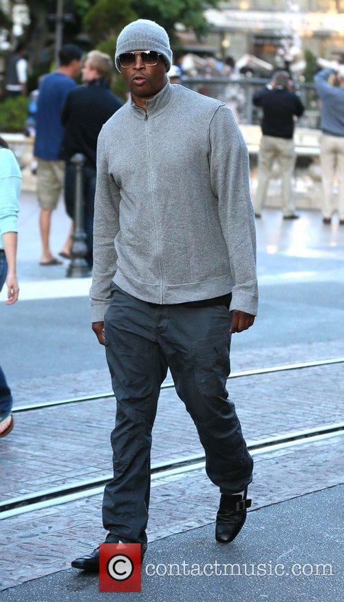 Damon Wayans out and about at The Grove...