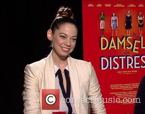 analeigh tipton celebrities promote the new movie 3828965