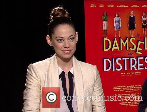 analeigh tipton celebrities promote the new movie 3828967