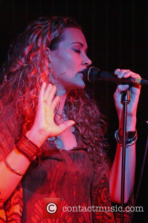 Americian Rock / Blues artist Dana Fuchs...