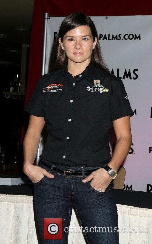 Palms Casino Resort welcomes Nascar stars Danica Patrick...