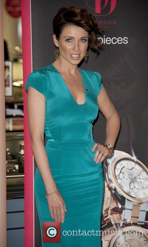Dannii Minogue and Westfield Shopping Centre 9