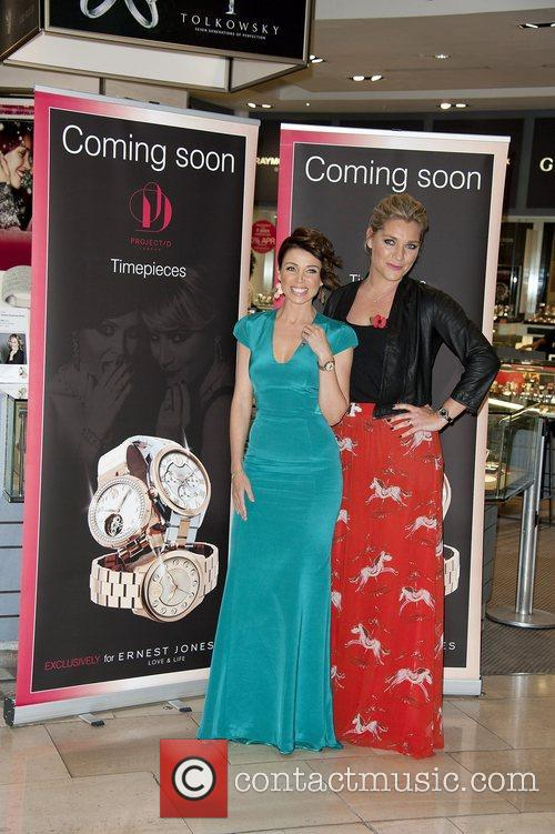 Dannii Minogue, Tabitha Somerset Webb and Westfield Shopping Centre 3