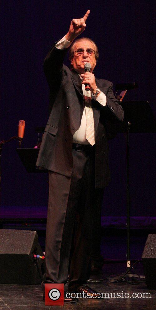 Danny Aiello  performing live at the Lyric...