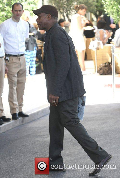 Danny Glover and Cannes Film Festival 2