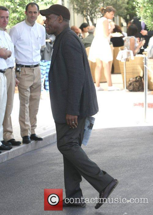 Danny Glover and Cannes Film Festival 1