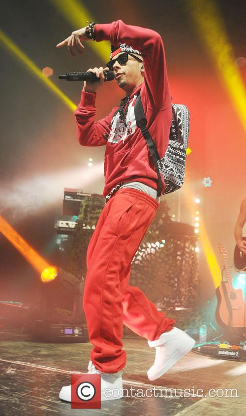 Dappy and Manchester Academy 14