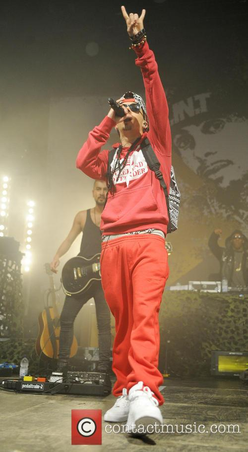 Dappy and Manchester Academy 5