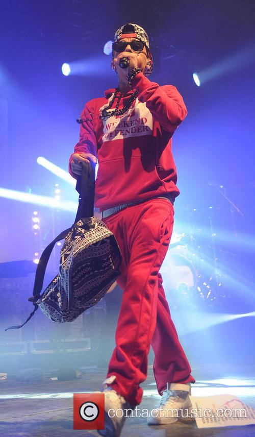 Dappy and Manchester Academy 13