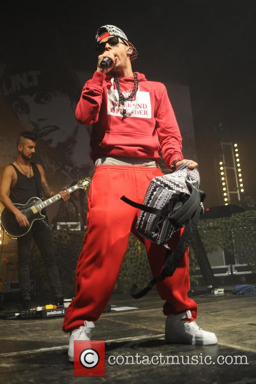 Dappy and Manchester Academy 15