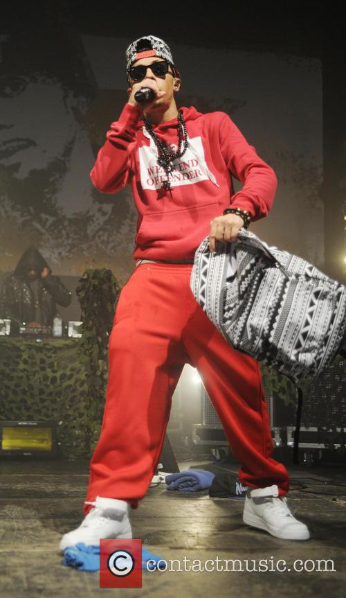 Dappy and Manchester Academy 22