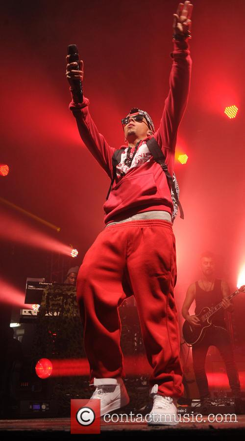 Dappy and Manchester Academy 9