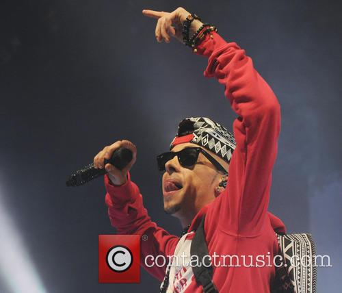 Dappy and Manchester Academy 1
